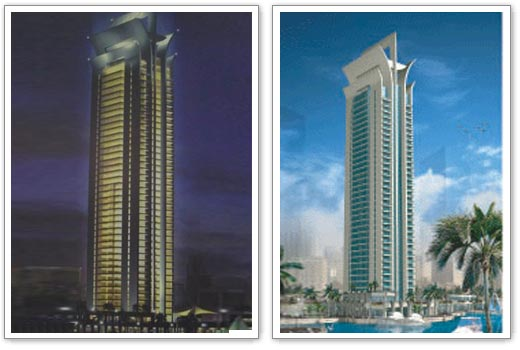 Al Seef Tower 3, Apartment