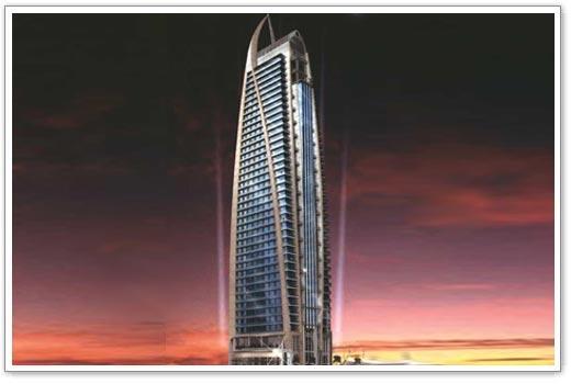 Arch Tower Dubai, Apartment