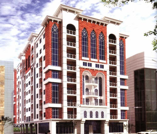 1 Bedroom Apartment in Silicon Gates III With Balcony